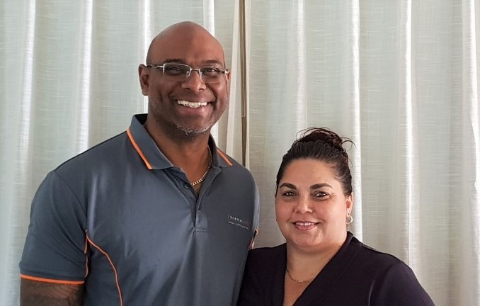 William and Marjorie Tatipata, founders and owners of XtremeCARE Australia